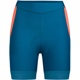 VAUDE Advanced III Short Femme, kingfisher